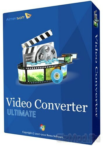 Aimersoft Video Converter Ultimate 5.8.0.0 - видеоконвертер