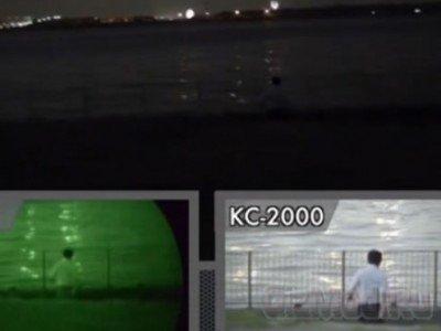 Falcon Eye KC-2000 - цветная ночная съемка