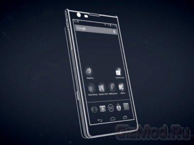 Project Tango - смартфон производства Google