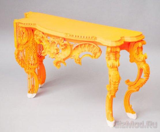 BigRep ONE - 3D принтер, который может намечатать мебель