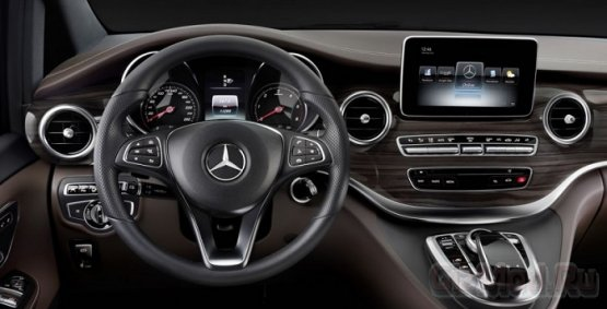 Apple CarPlay и Android в автомобилях Mercedes-Benz