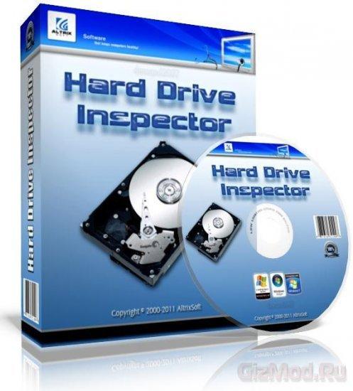 Hard Drive Inspector 4.25.205 - мониторинг HDD