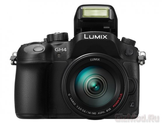 $1700 за Panasonic Lumix DMC-GH4 с поддержкой 4K