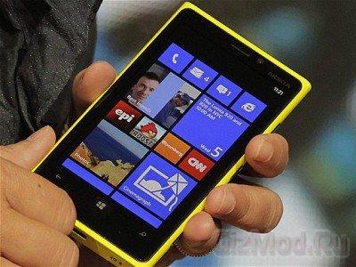 Windows Phone 8.1 в новом флагмане Nokia - Lumia 930