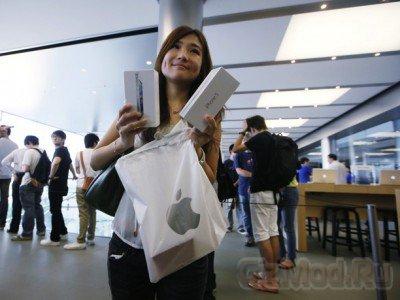 У Apple самые преданные поклонники