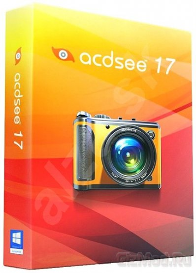 ACDSee 17.1.68 - смотрелка фотографий