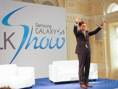 Galaxy S5 в России