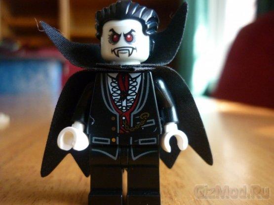 """Lego завлекает детей на """"темную сторону"""""""
