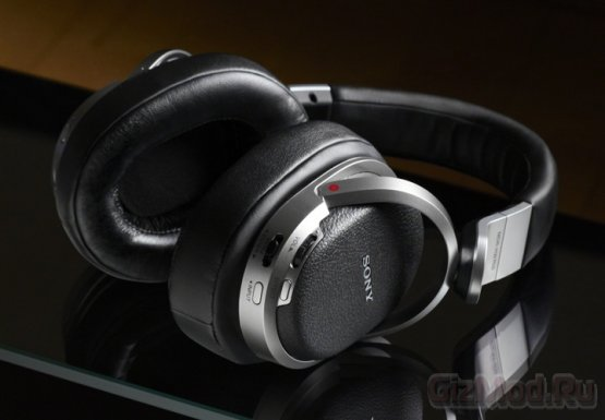 Беспроводные наушники Sony формата 9.1