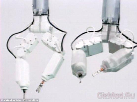 Робот для проведения операций в космосе