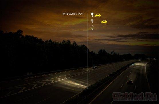 Умная дорога в Нидерландах