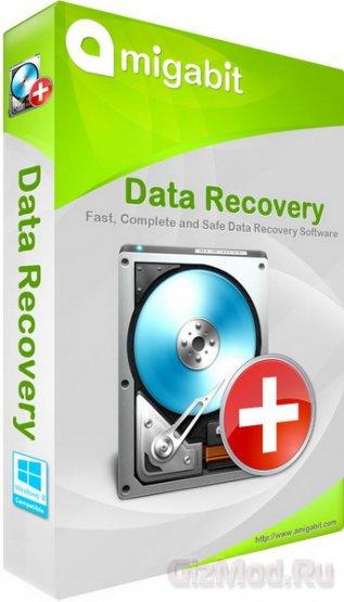 Amigabit Data Recovery 2.0.6.0 Portable - восстановление данных