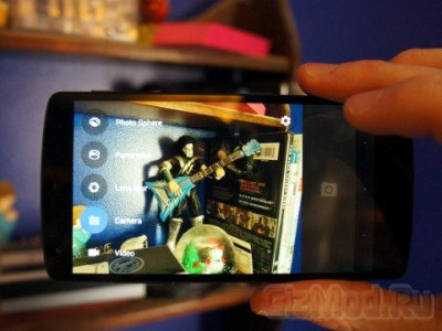 Google Камера доступно в Google Play
