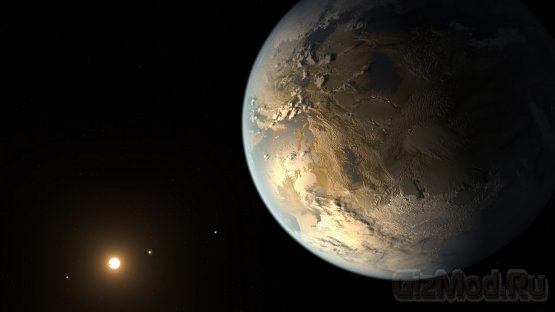 Kepler отыскал двойника Земли