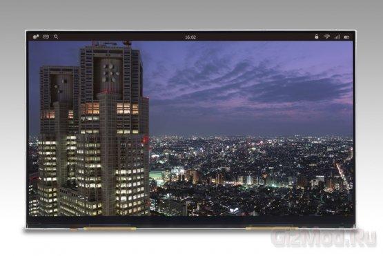 """4K-дисплей для планшетов размером 10,1"""""""