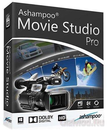 Ashampoo Movie Studio v1.0.13.1 - редактор HD видео