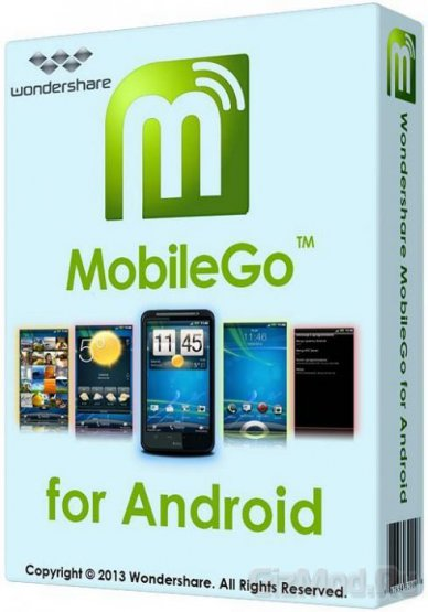 Wondershare MobileGo for Android 4.4.0.263 - незаменим для Android