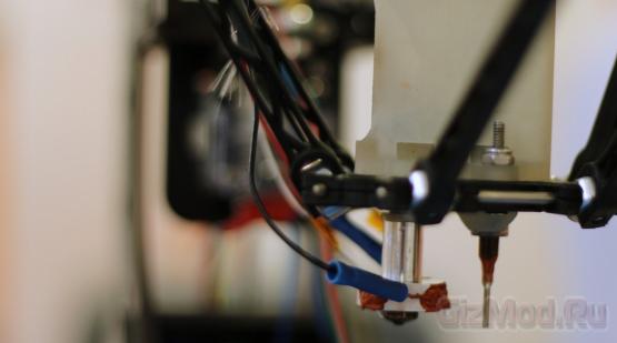 3D-принтеры смогут печатать электронные схемы.