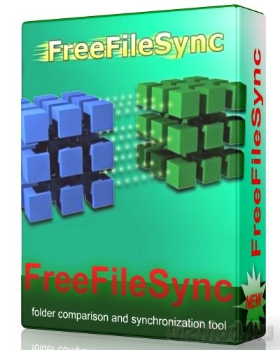 FreeFileSync 6.5 - синхронизация данных