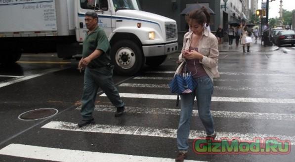 Штрафы за использование смартфонов на ходу
