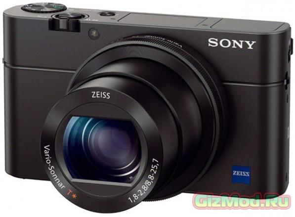 Sony RX100 III - новая версия беззеркалки