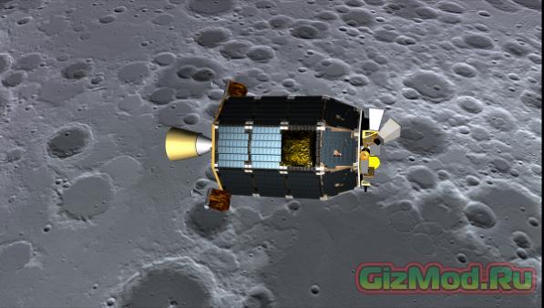 Передача потокового HD-видео на Луну