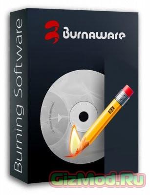 BurnAware Free 7.1 - простая запись дисков