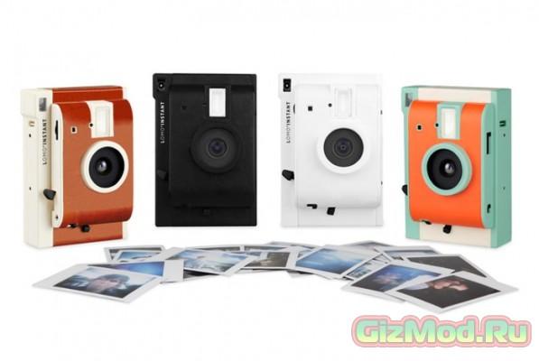 На Kickstarter собирают средства на Ломо-камеру