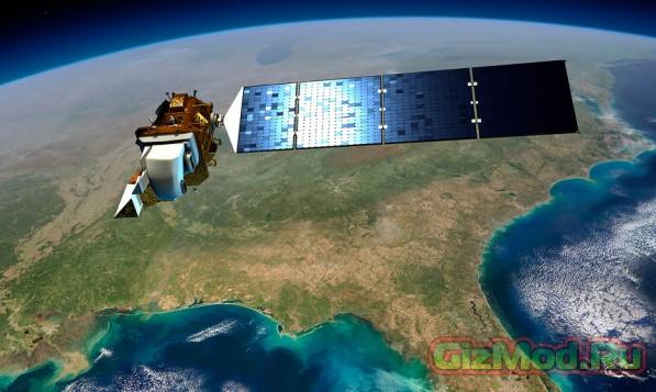 180 Google спутников для доступа в Интернет