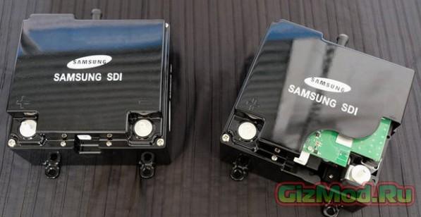 Samsung и Ford представили новые батареи для автомобилей
