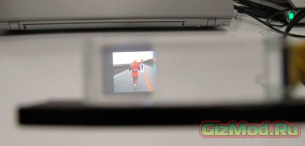 Sony анонсировала 0.23-дюймовый OLED дисплей