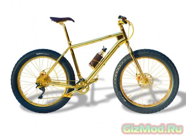 Горный велосипед за $ 1 млн