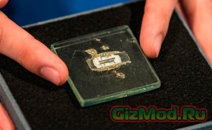 56-летний прототип первого микрочипа выставлен на аукцион