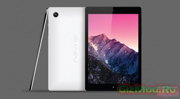 """HTC Volantis - 9"""" Nexus планшет с 64бит процессором"""