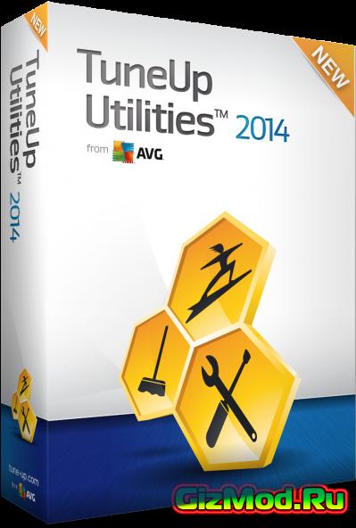 TuneUp Utilities 2014 v14.0.1000.324 - сборник лучших утилит для Windows