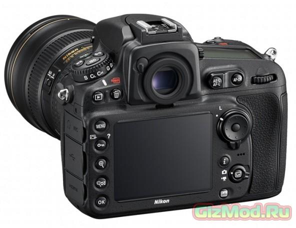 Nikon D810 новая 36 МП зеркалка