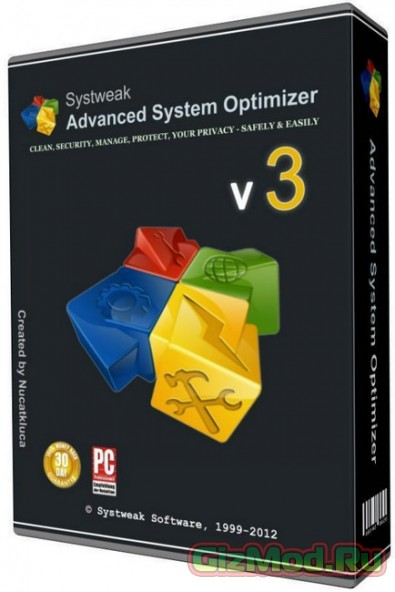 Advanced System Optimizer 3.6.1000.15950 Final - оптимизатор системы