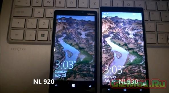 "Nokia Lumia 920 оказался более ""шустрым"" чем Lumia 930"