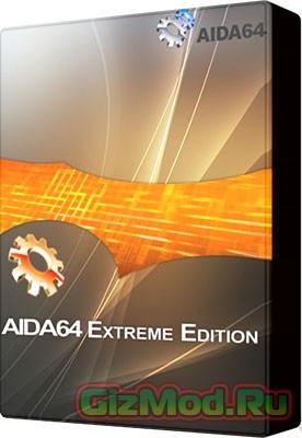 AIDA64 4.50.3046 Beta - полная информация о Вашем ПК