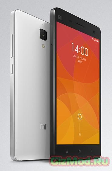 Xiaomi Mi4 в корпусе из нержавейки
