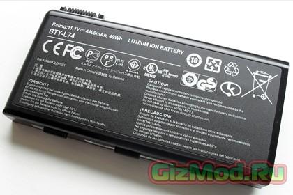 Существующие литиевые аккумуляторы можно улучшить