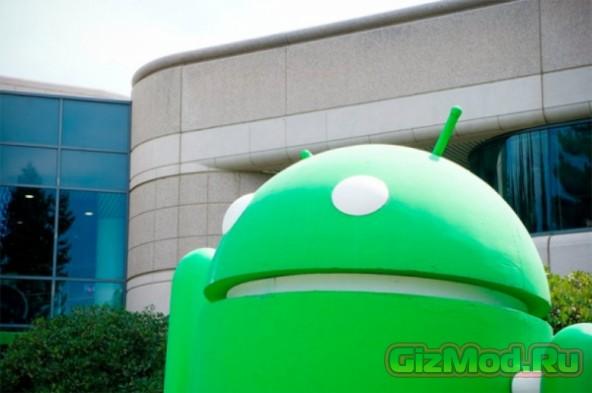 ОС Android достигла на мировом рынке рекордных 85 %