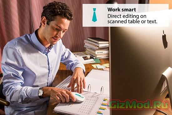 Zcan Wireless - мышь или сканер
