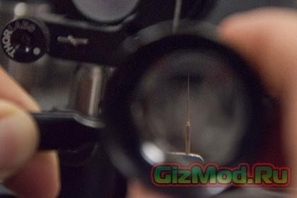 Лазер прибавил микроскопу чувствительность в 20 раз