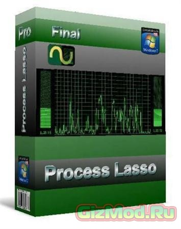 Process Lasso 6.9.2.4 - удобный мониторинг процессов