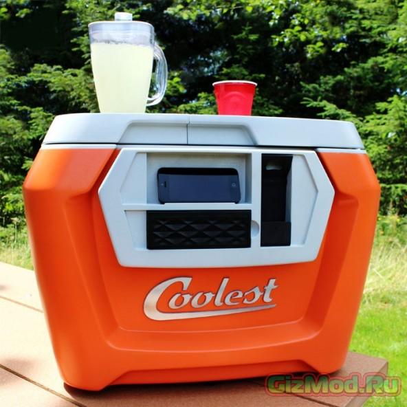 Кульный холодильник собрал рекордную сумму на Kickstarter