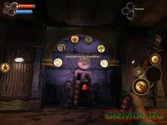 Обзор игры BioShock для iOS