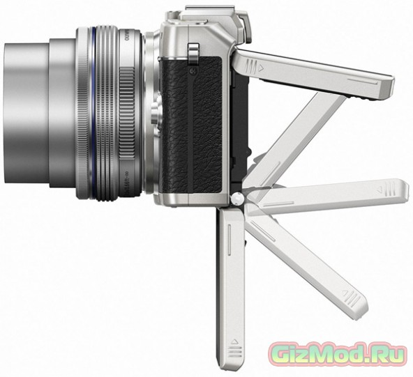 """Olympus PEN E-PL7 беззеркалка с """"селфи"""" уклоном"""