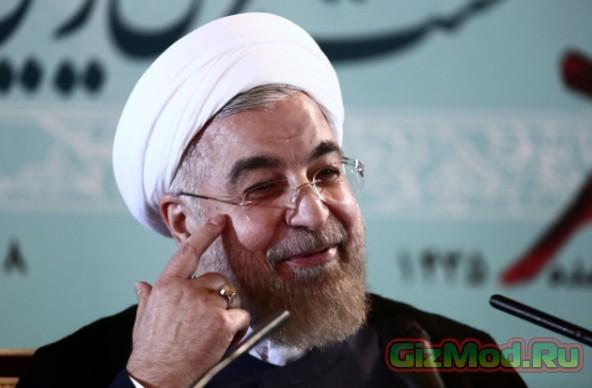 Президент Ирана за интернет
