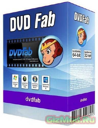 DVDFab 9.1.6.6 - простое клонирование дисков